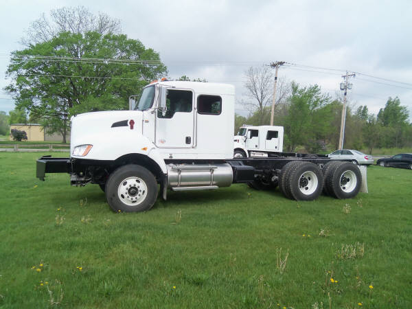 Kenworth Extended Cab
